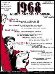 1968 Quatro décadas de debate