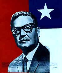 Chile Salvador Allende
