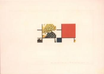 De uma conversa com Paulo sobre Mondrian