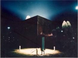 Cubo de Luz, antinomia.