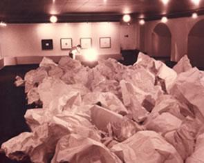 a casa tomada (de júlio cortazar) por desenhos que não deram certo/desenhos de 1978 a 1980/apogeu do claro-escuro pós-caravaggio – Galeria Sérgio Milliet
