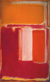 Yellow, Cherry, Orange - Mark Rothko
