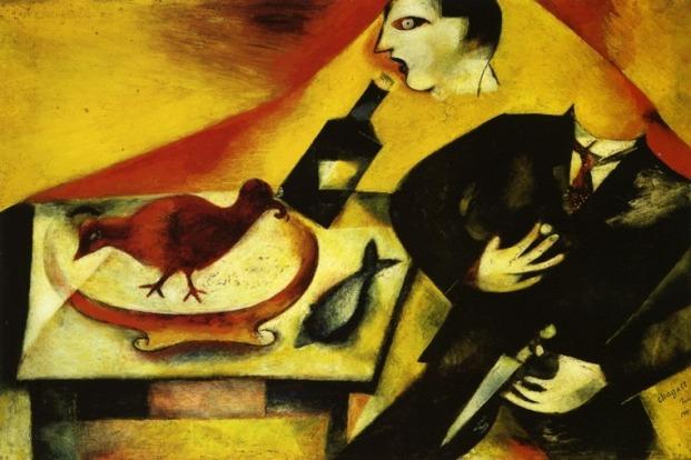arte-abstrata-bbado-1910-pintor-chagall