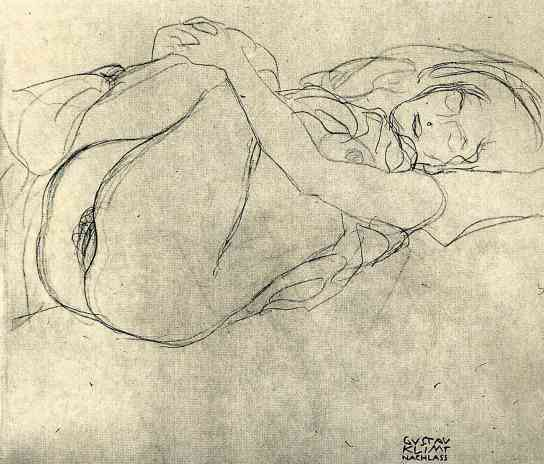 Gustav_Klimt_erotica_sensual26
