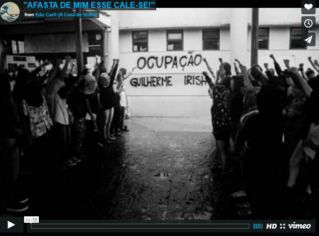 #ocupa doc AFASTA DE MIM ESSECALE-SE!