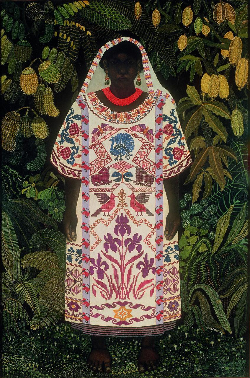 Indian from Oaxaca