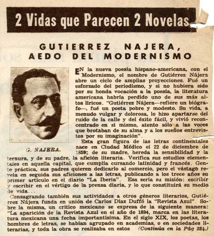 «AMA A PRISA» por Manuel GutiérrezNájera