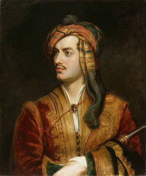 «SHE WALKS IN BEAUTY» por Lord Byron – George GordonByron