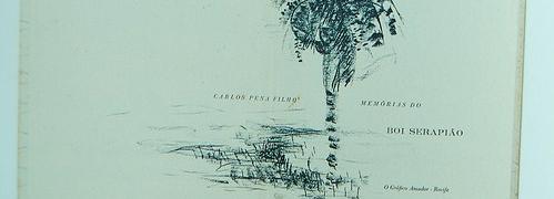 «SONETO DO DESMANTELO AZUL» por Carlos PenaFilho