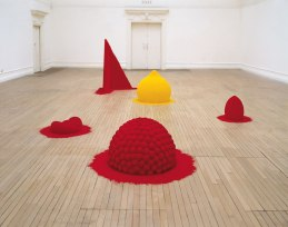 To Reflect An Intimate Part Of The Red (1981). Anish Kapoor,