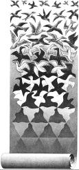 Maurits Cornelis Escher - Lithography